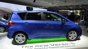 Verso S, le Meriva de Toyota
