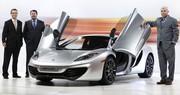 Neubauer va importer McLaren en France