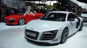 L'Audi R8 GT, sans aileron elle est parfaite