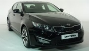 Kia Optima : physique agressif