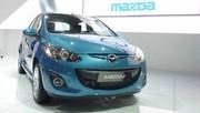 Mazda2 restylée, en attendant Kodo