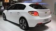 La Chevrolet Cruze s'offre un hayon pour plaire à l'Europe
