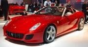 Ferrari SA Aperta, la divine surprise