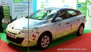 L'écologie au Mondial 2010, les électriques disponibles: Tesla leader