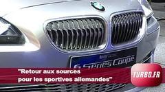 Turbo.fr : Jour 5  Retour aux sources pour les sportives allemandes