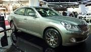 Hyundai Equus, en commande spéciale pour la France