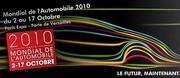 Le Mondial de l'automobile de Paris 2010