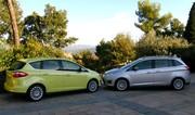 Essai Ford C-MAX & Grand C- MAX: Doublette gagnante ?