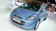Hyundai ix20 : Cousin du Kia Venga
