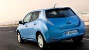 Nissan Leaf a dévoilé son prix