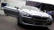 BMW Concept Série 6 Coupé et X3