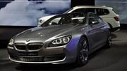 BMW Série 6 Coupé Concept: raffinement pour quatre