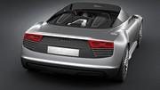 Vidéo Audi e-Tron Spyder : Avant-goût prometteur