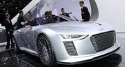Audie-tron Spyder : Une vitrine pour l'hybride