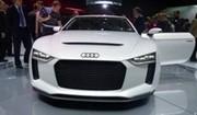 Production envisagée pour l'Audi Quattro Concept