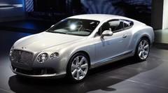 Reportage vidéo Bentley Continental GT