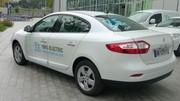 Renault Fluence ZE : premier contact