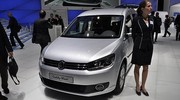 Volkswagen Caddy restylé