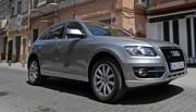 Audi Q5 Hybrid : Arrivée en vue