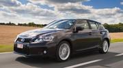Essai Lexus CT 200h : La Prius de luxe