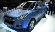 Le Hyundai ix35 Mild Hybrid
