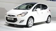Reportage vidéo Hyundai ix20