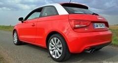 Essai Audi A1: tout Audi dans moins de quatre mètres