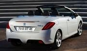 Peugeot 308 CC : 200 ch pour la star des cabriolets
