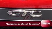 Turbo.fr  : Jour 11 - des compactes chic et choc !