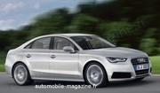 Audi A3 quatre-portes : Une nouvelle corde à son arc