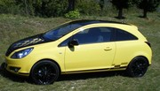 Essai Opel Corsa Color Line : Le choix des couleurs