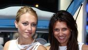Les hôtesses du Mondial de Paris par actu-automobile.com