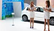 Les hôtesses du Mondial de Paris par Autonews.fr