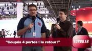 Turbo.fr : Jour 13 - le retour des coupés 4 portes