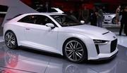 Audi Quattro Concept, future TT ?