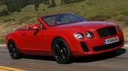 Essai Bentley Continental Supersports Convertible : De l'or pour Miss Bentley