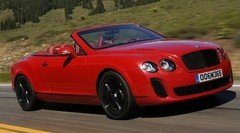 Essai Bentley Continental Supersports Convertible : De l'or pour Miss Bentley
