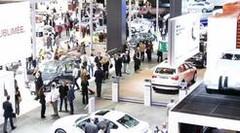 Moins de monde au Mondial de l'automobile