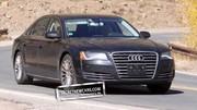L'Audi S8 surprise sans camouflage