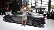 Une toute petite production envisagée pour la Lamborghini Sesto Elemento