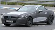 Mercedes SLK 2011 : Sortie à découvert