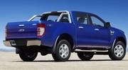 Ford Ranger : nouvelle génération au Salon de Sydney