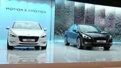 Peugeot au Mondial de l'Automobile 2010