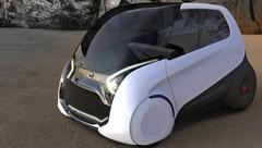 Fiat Mio : microcar électrique