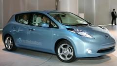 Reportage vidéo Nissan Leaf