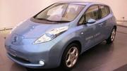 Nissan Leaf : lancement de la production