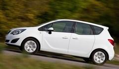 Essai Opel Meriva 1.3 CDTI 95 ch et 1.7 CDTI 130 ch : Le poids, voilà l'ennemi