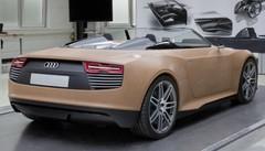 Audi E-tron Spyder, la genèse