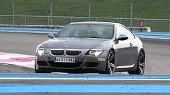 Essai BMW M6 Edition Compétition