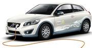Volvo veut utiliser la pile à combustible en tant que prolongateur d'autonomie